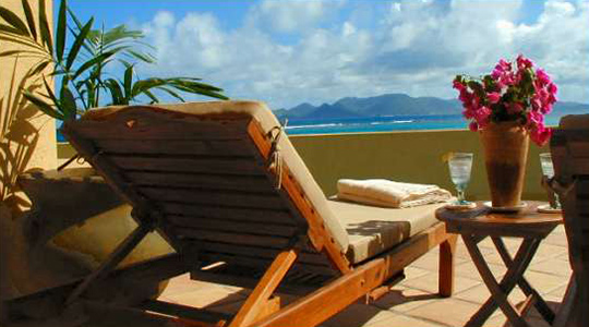 Fletch's Cove anguilla villa rental