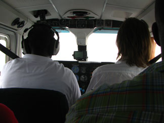 anguilla flights in the air