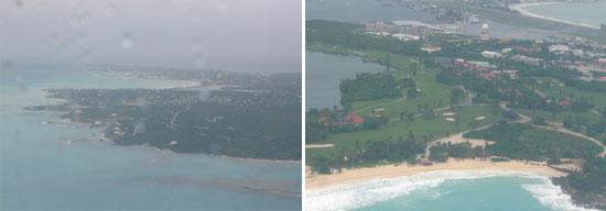 anguilla flights into sxm