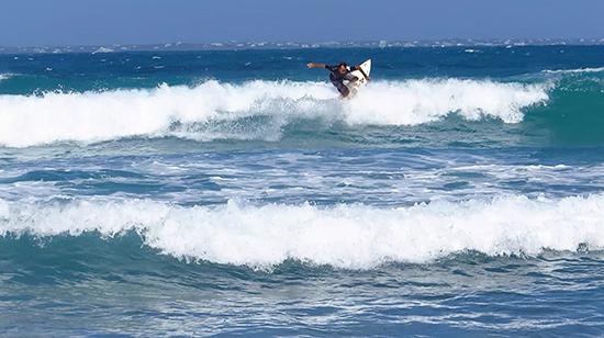 sxm surf explorer franck
