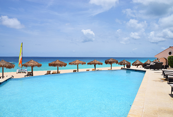 Anguilla beaches, Meads Bay, Frangipani, Straw Hat Restaurant