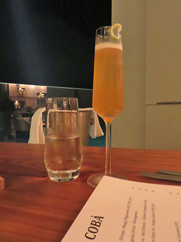 french 75 at four seasons