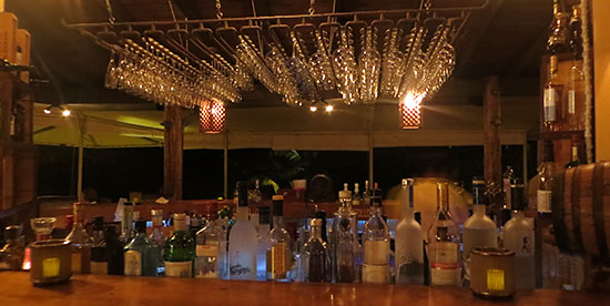 the bar at frenchmans cay