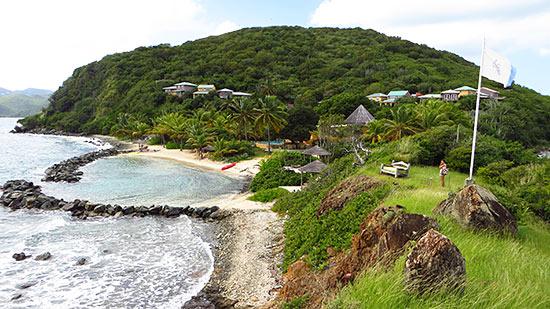 coastline of frencmans cay