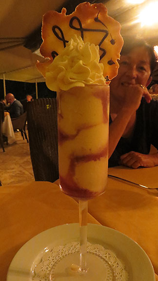 more dessert at frenchmans cay