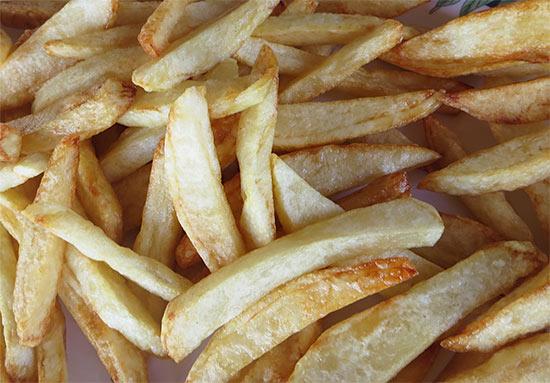 palm grove fries