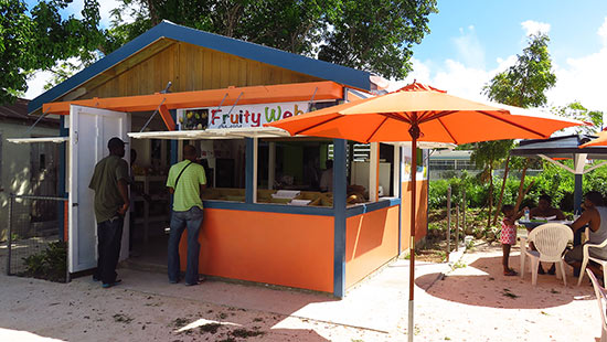 fruity web restaurant
