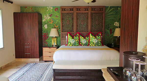 long bay suite at quintessence hotel