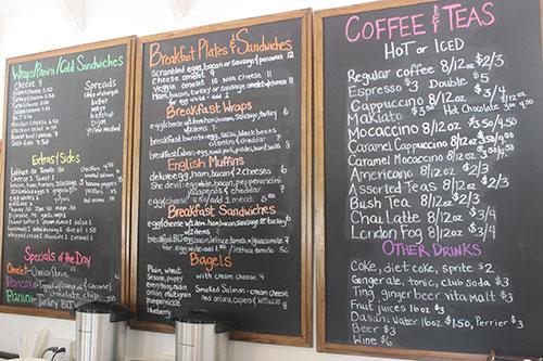 gerauds new menu