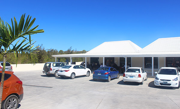 gerauds location anguilla