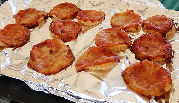 gerauds mini puff pastry pizzas