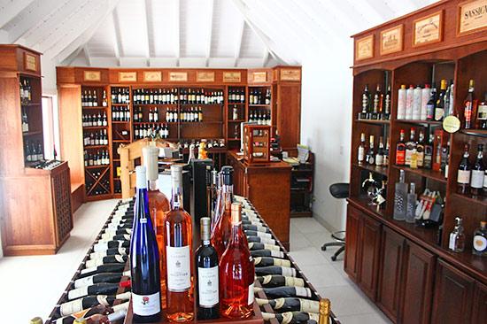 a selection of roses at grands vins de france