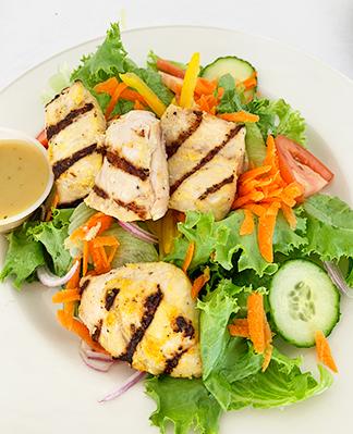 The Place, Tuna salad