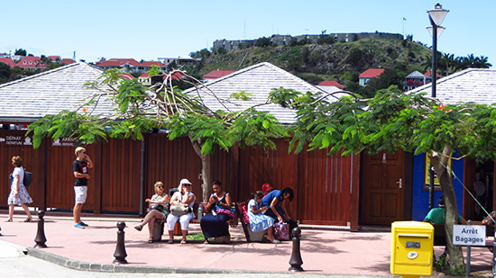 gustavia boat terminal