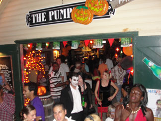 Anguilla Halloween, The Pumphouse, Halloween party, October in Anguilla