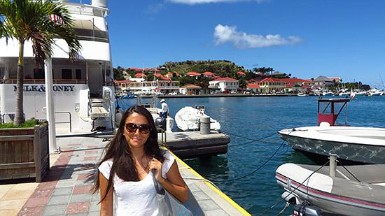 mega yachts in st. barths