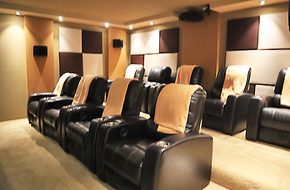 home theater at nevaeh anguilla
