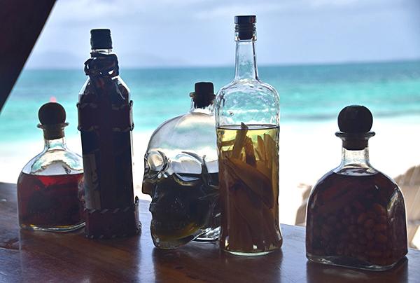 homemade rum at bankie banx