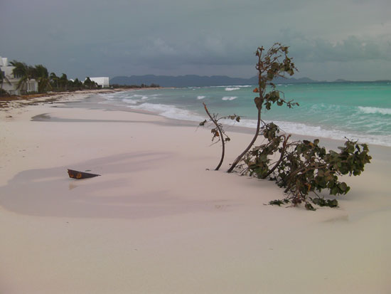 anguilla weather