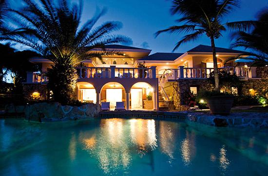 Anguilla villas indigo villa