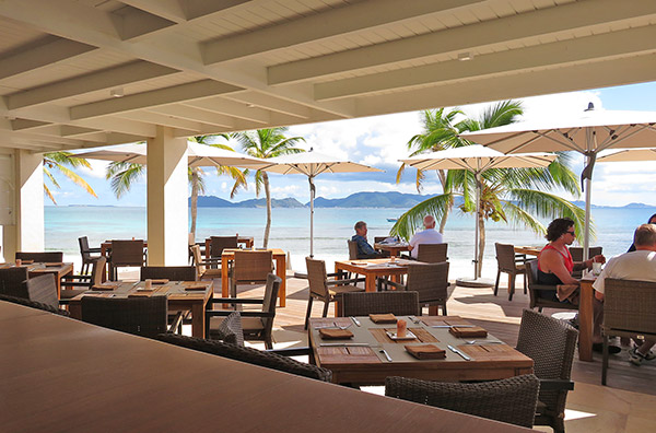 inside breezes at the reef anguilla