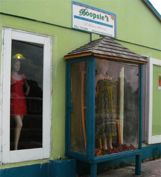 island hoilday shopping