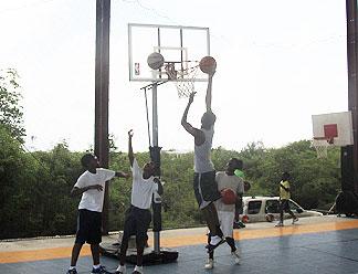 jc recreational basketball court