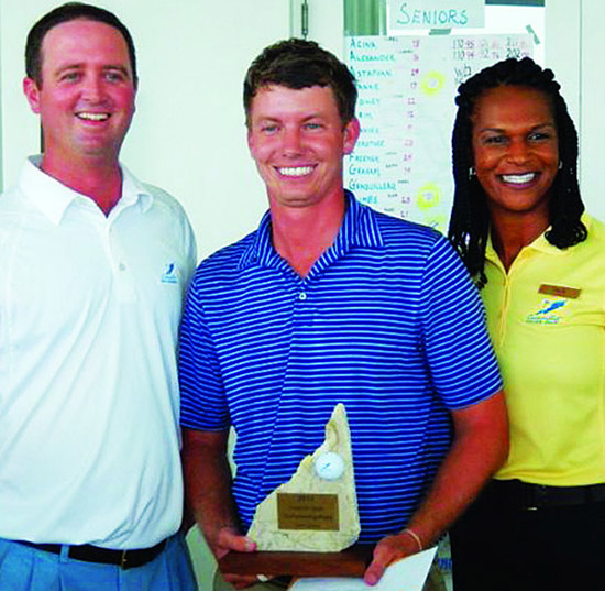 jeff kostelnick winner of anguilla open 2014