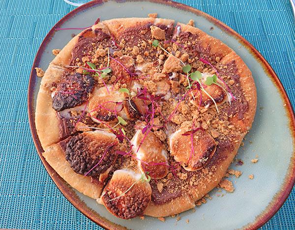 chef eddy dhenins sweet johnny cake pizza pie