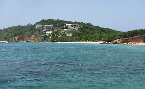 katouche bay from freedom rental