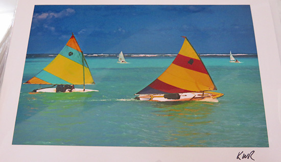 kirk russell anguilla greeting cards