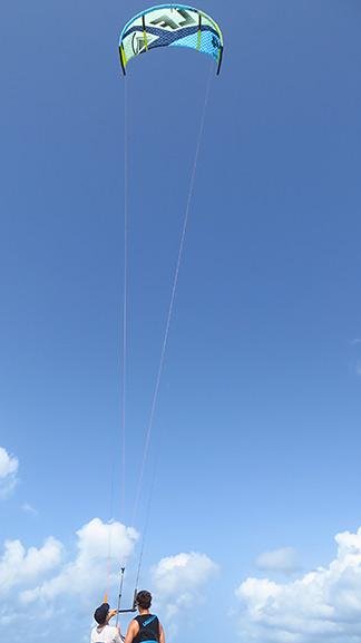 more kites in beautiful anguilla