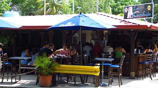 la cambija restaurant puerto rico