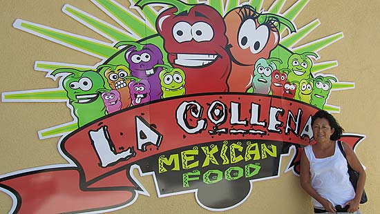 La Collena's Fanciful Logo