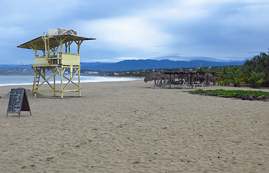 la punta in puerto escondido