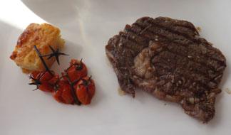 la villa enrecote steak