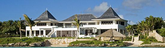 Anguilla villas le bleu