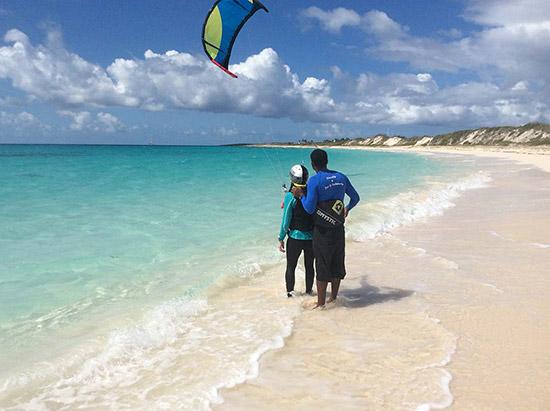 anguilla kitesurfing