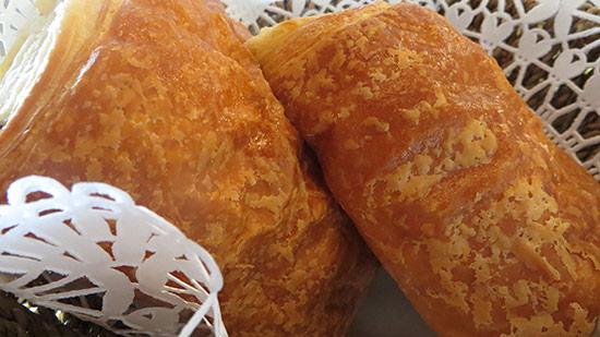 croissants at l'esplanade
