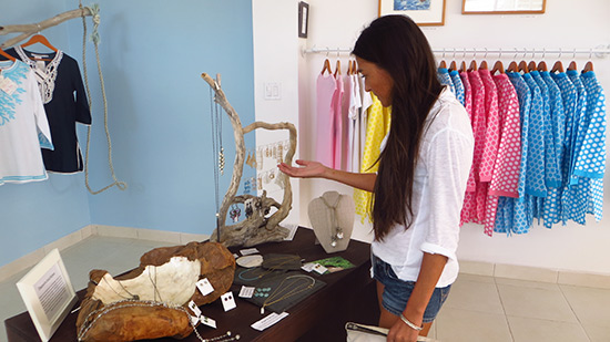 shopping at limin' boutique