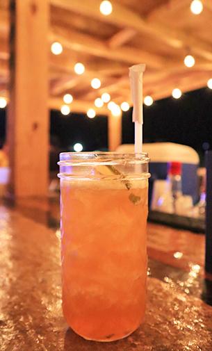 GINastics cocktail