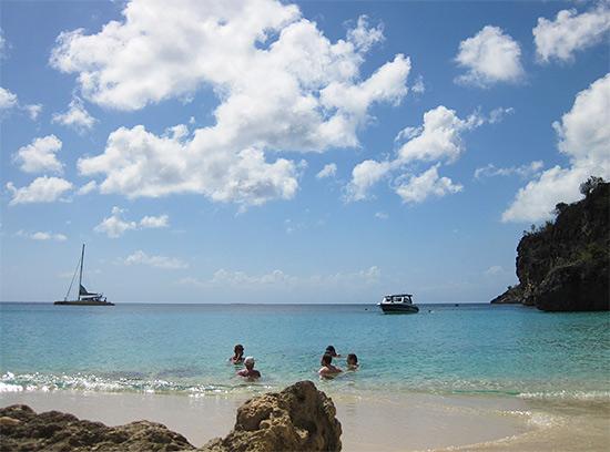 little bay anguilla beach