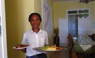 anguilla hotel lloyd meal