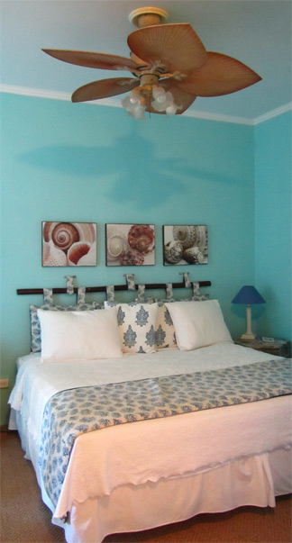 lloyds bedroom at the b&b