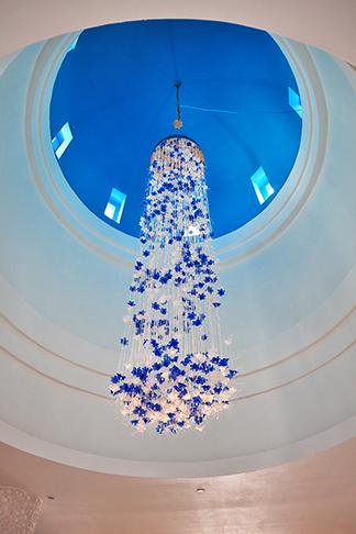 Lobby Lights at CuisinArt Golf Resort & Spa