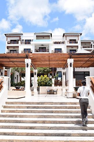 the core of zemi beach house