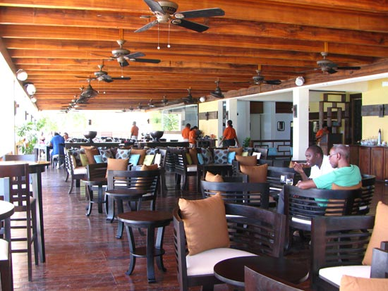 luxury anguilla restaurants