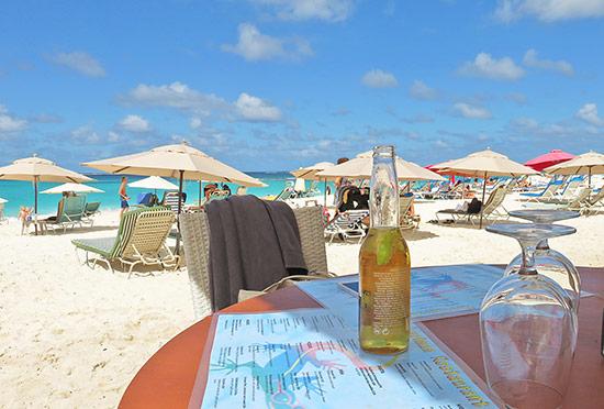 Shoal Bay Anguilla Restaurant, Madeariman