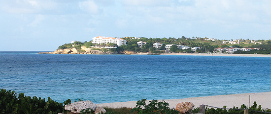 Anguilla beaches Meads