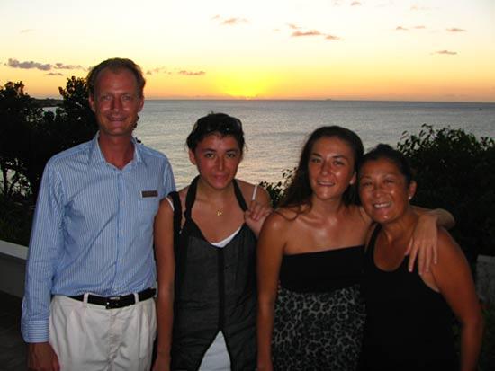 anguilla malliouhana sunset